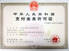 上海东方电子支付有限公司