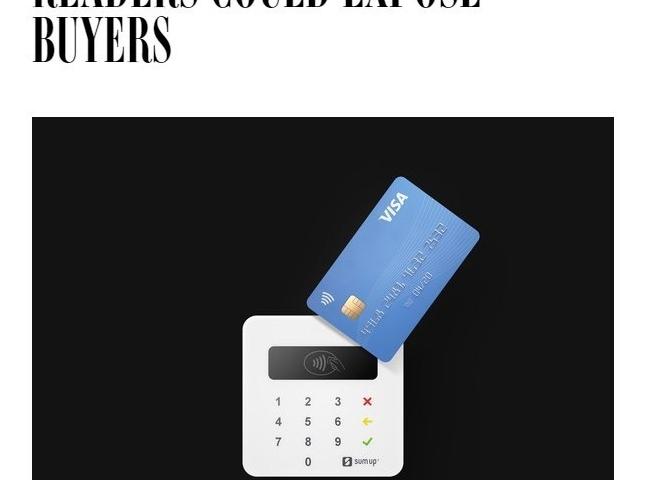 手刷MPOS爆出漏洞:黑客通过APP可读取卡号密码并复制银行卡