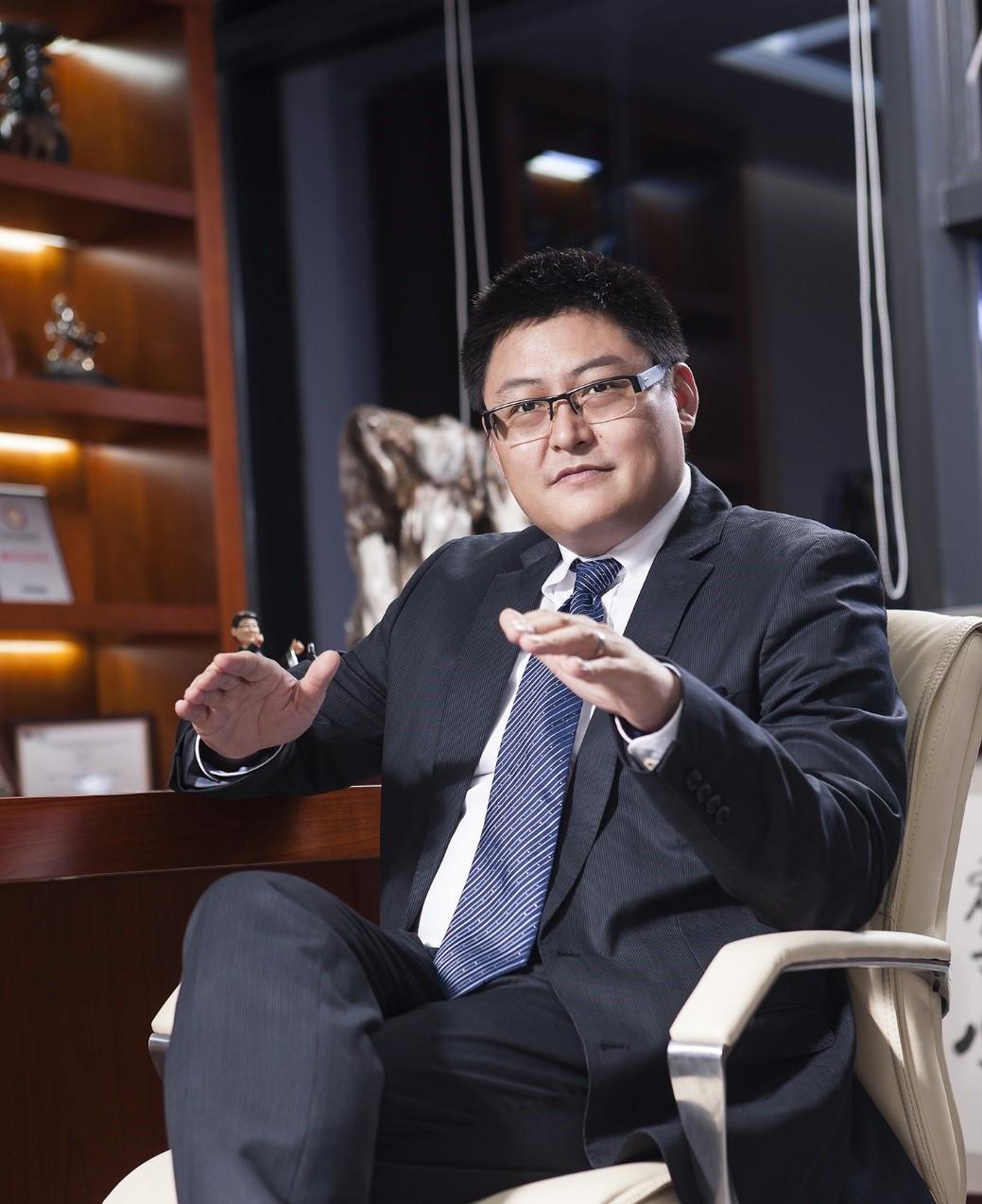 盒子科技创始人兼CEO韩森先生