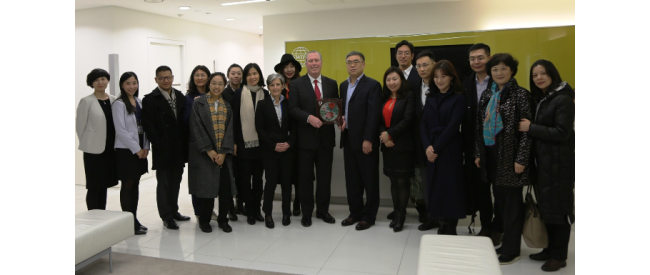 中国支付协会与SWIFT在英国举办支付业务高级研修班 15家参训